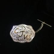 Silver Tie Tack